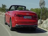 Audi S5 Cabriolet - Driving Video Trailer