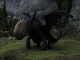How to Train Your Dragon (Toothless)