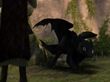 How to Train Your Dragon (Forbidden Friendship)