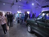 All-New Range Rover Launch Showroom