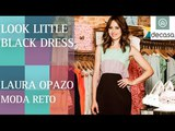 Look little black dress low cost (Laura Opazo) | Moda reto