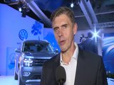 2018 Volkswagen Atlas - Interview with Hinrich J. Woebcken, Volkswagen CEO North America Region Complete