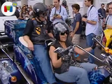Las Harley invaden Madrid
