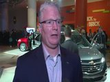 All-New 2018 Chevrolet Equinox Reveal - Interview Brian Sweeney