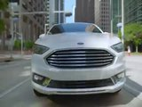 2017 Ford Fusion Titanium Driving Video