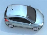Ford Focus Electric Animation