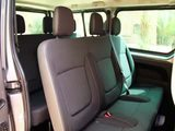 Nissan NV300 Combi Morocco Interior Design Trailer