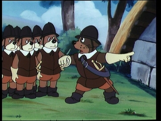 15 Dogtanian's Great Feat