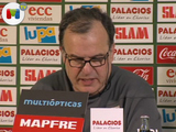 Bielsa descontento